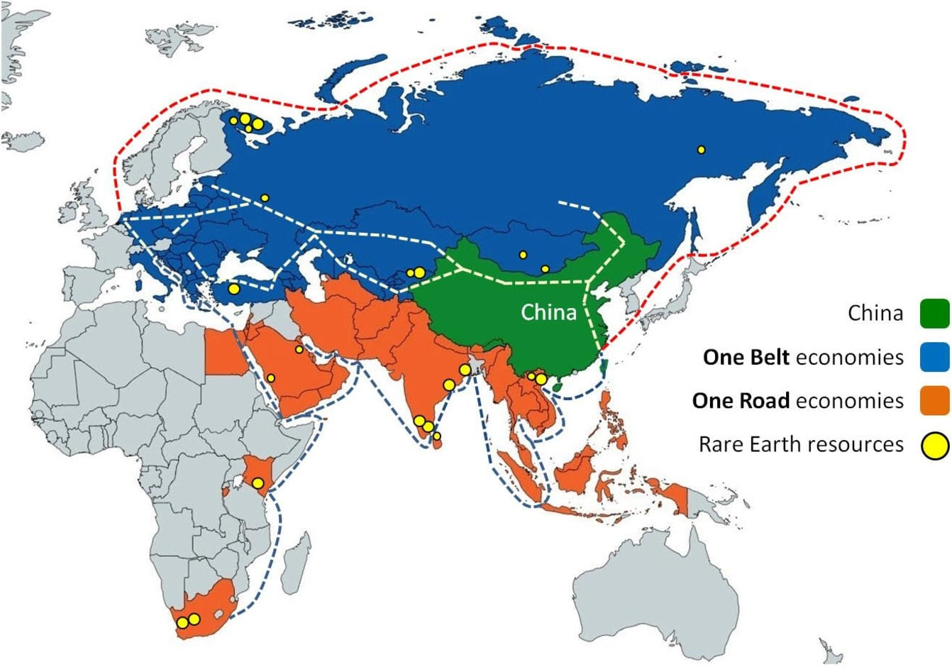 How China's One Belt, One Road initiative is ushering a new paradigm in Asian geopolitics